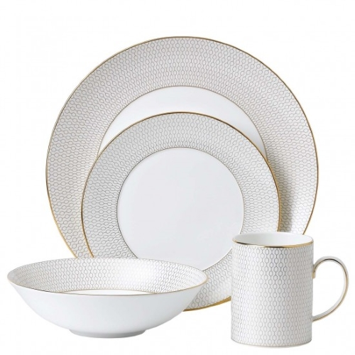 Arris 4PC Setting Dinnerware
