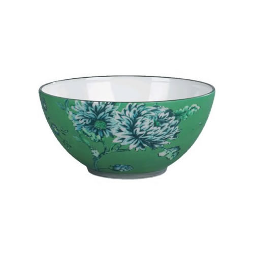 Jasper Conran Chinoiserie Bowl 14cm in Green