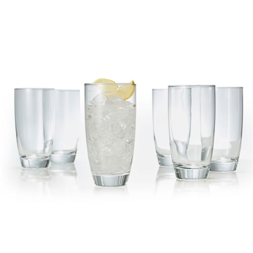 SALUT Highball Glasses Set
