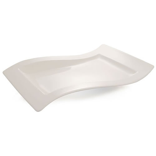New Wave Gourmet Plate 33x24cm