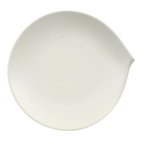 Flow Bread and Butter Plate 20 x 17cm