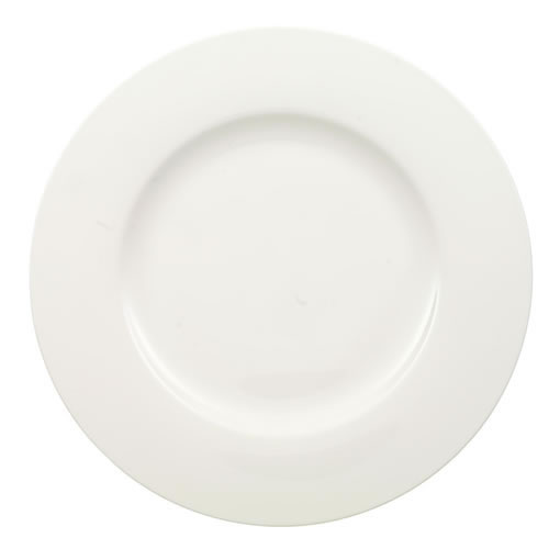 Anmut White Dinner Plate 27cm