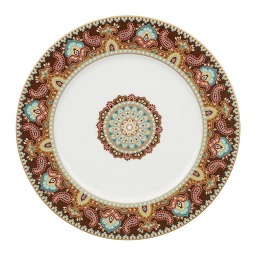 Samarkand Charger Plate 30cm in Jewel