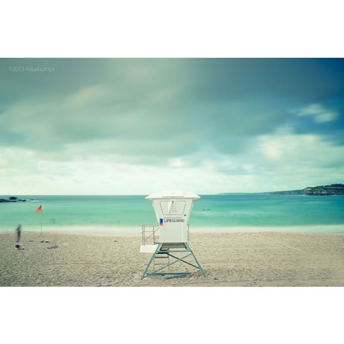 $100 Voucher towards an Aquabumps Beach Scene Print