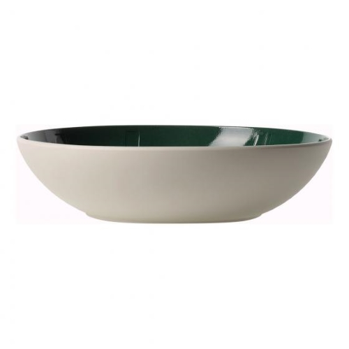 It's My Match Serving Bowl Leaf in Green