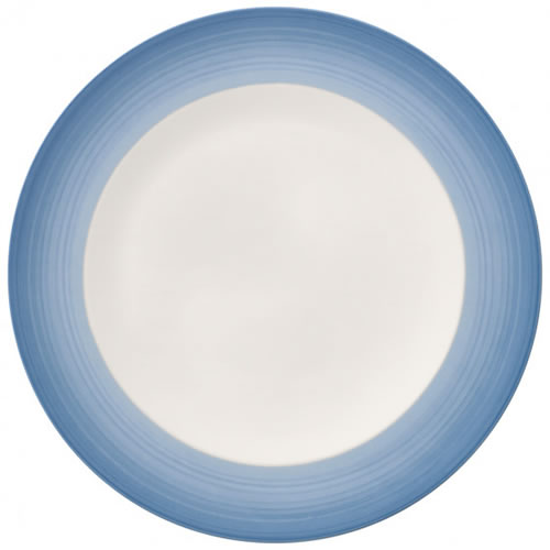 Colourful Life Winter Sky Dinner Plate 27cm Colourful Life Winter Sky Entree Plate 21cm