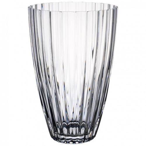 Light&Flowers Clear Tulip Vase 227mm