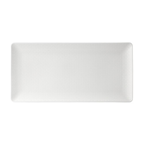 Wedgwood Gio Rectangular Serving Tray 32cm