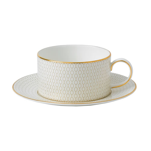 Wedgwood Arris Teacup & Saucer
