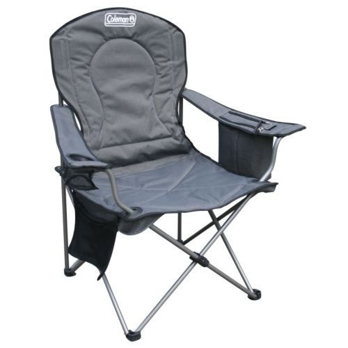 Deluxe Cooler Chair in Grey