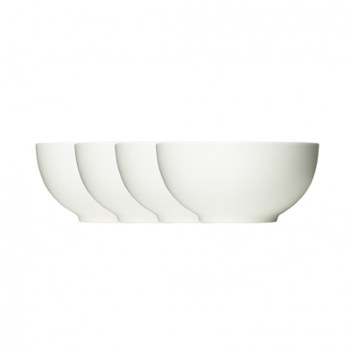 Vera Perfect White Bowls 15CM Set of 4