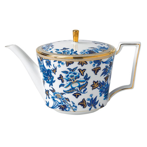 Wedgwood Hibiscus Teapot 1ltr