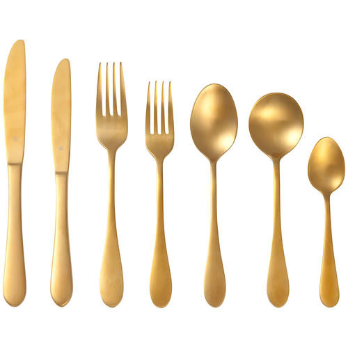 Tablekraft Soho Gold Cutlery Set 24pce