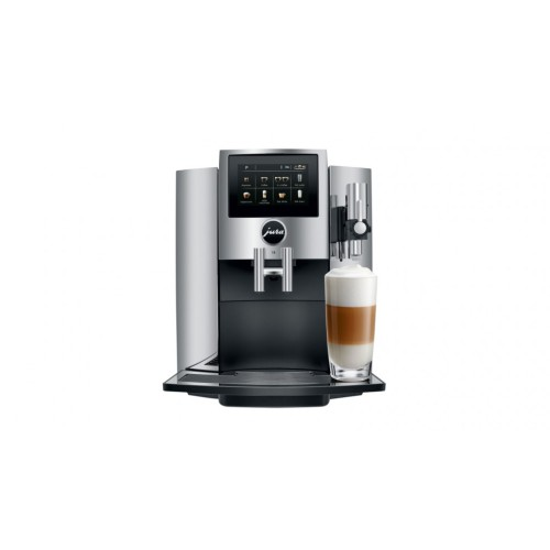 Jura S8 Automatic Coffee Machine Chrome
