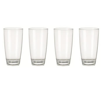 Alfresco Polycarbonate Large Tumbler Set 530ml