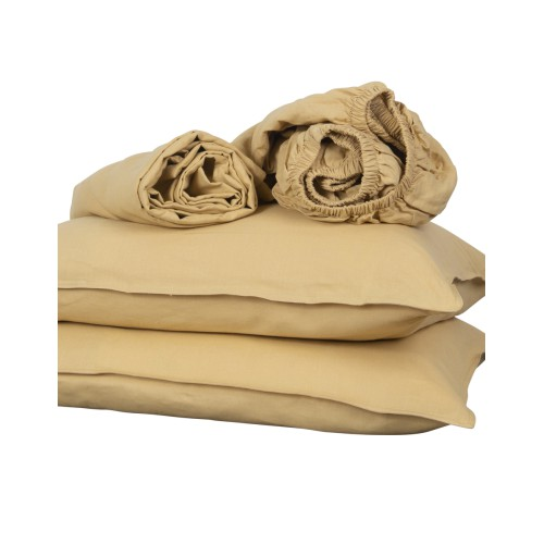 Linen King Sheet Set in Vintage