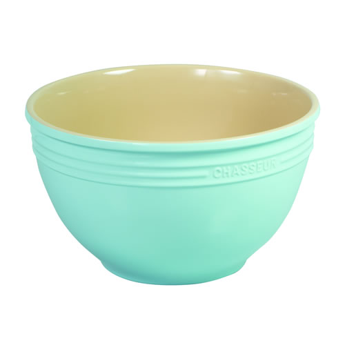 Medium Mixing Bowl 24 x 14cm 3.5 Litre Duck Egg Blue