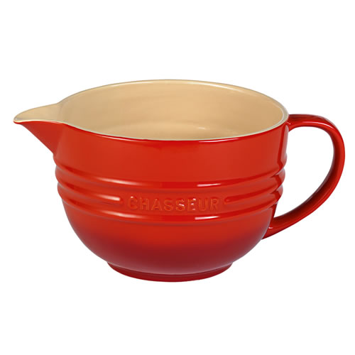 Federation Red Mixing Jug 1.5 Litre