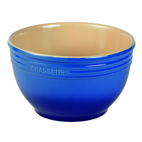 French Blue  Mixing Bowl Small 2.2 Litre