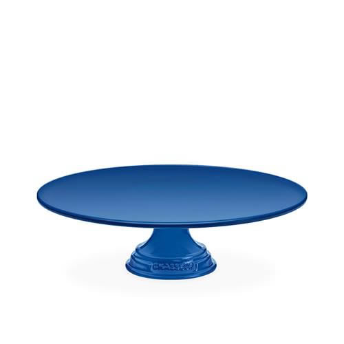 Chasseur Cake Stand in Blue
