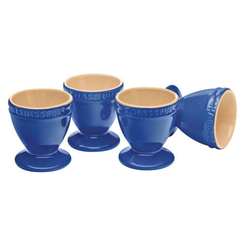 Egg Cup Set in Blue