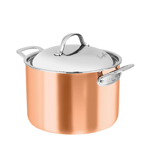 Escoffier Stock Pot 24cm x 17cm 7L
