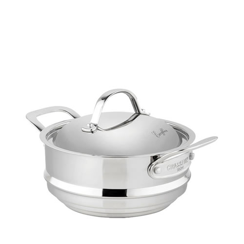 Escoffier Multi Steamer with Lid 20cm