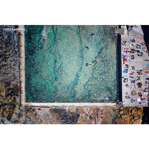 $200 Voucher towards an Aquabumps Aerial Shot Print