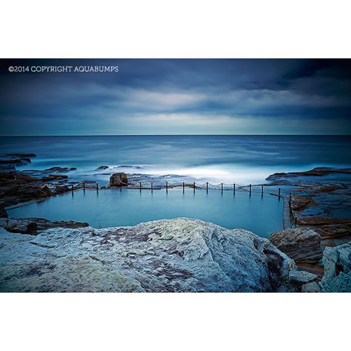 $200 Voucher towards an Aquabumps Ocean Pools Print