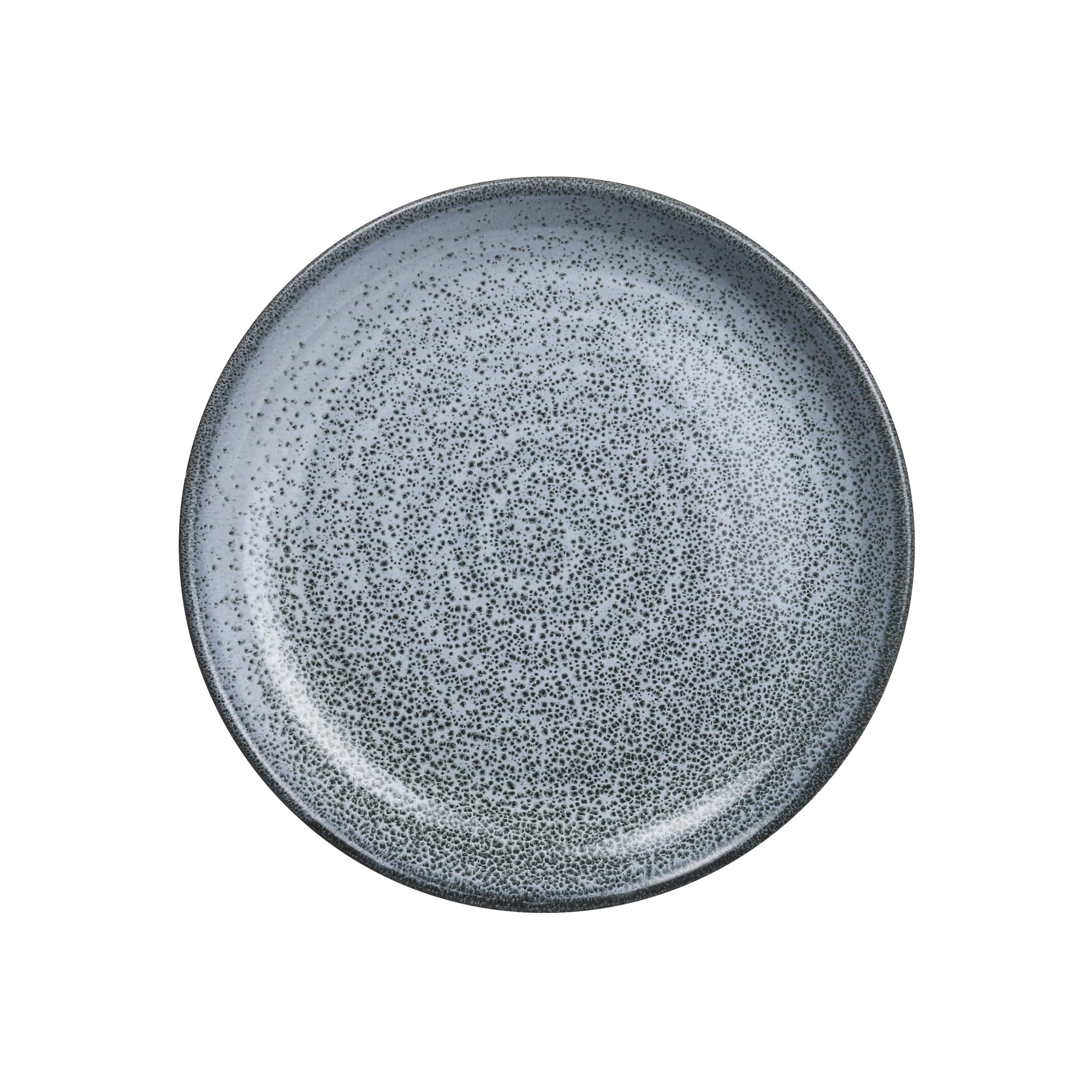 Terra Side Plate in Storm Set of 4
