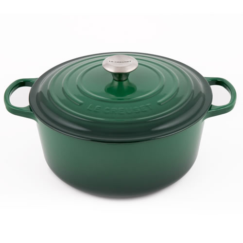 Kale Signature Round Casserole 28cm plus a FREE PAIR OF SALT & PEPPER MILLS Valued at $130