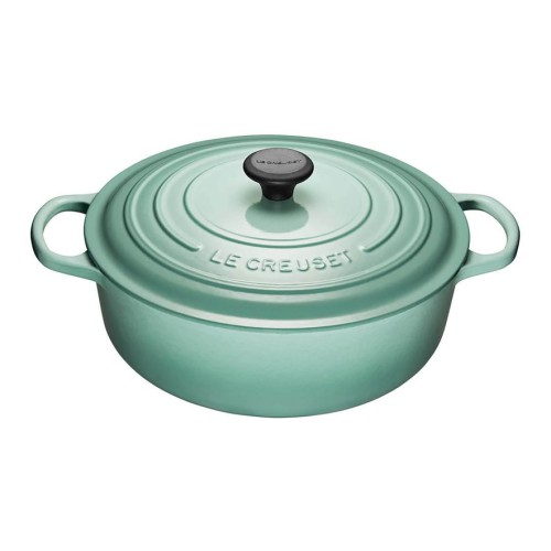 Signature Shallow 30cm Casserole in Sage
