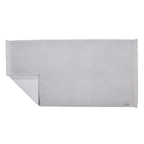 Glacier Smoke Bath Towel