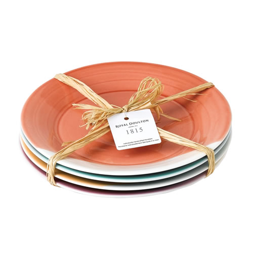 1815 Brights Side Plates Set