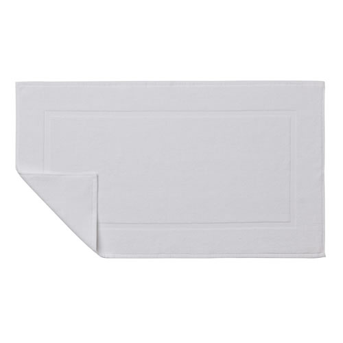 Regent White Bath Mat