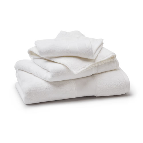 Regent White Bath Towel