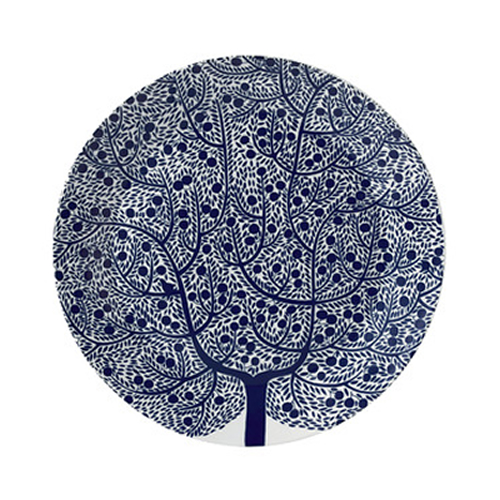 Fable Tree Round Platter 30cm