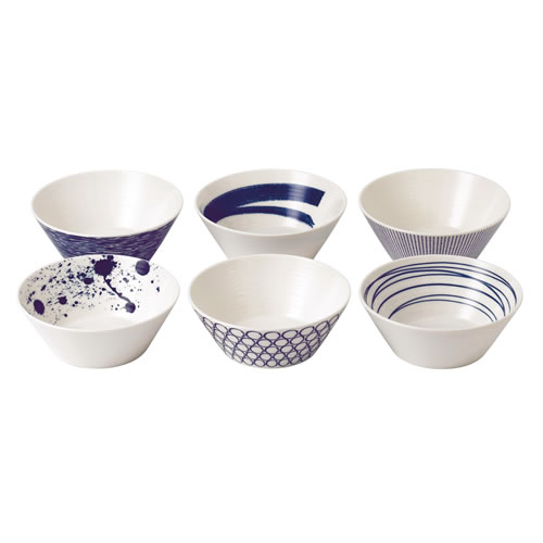 Pacific 16cm Bowls Set of 6