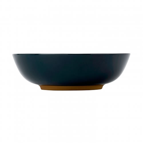 Barber & Osgerby Olio Blue Pasta Bowl