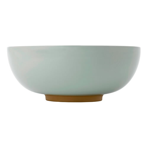 Barber & Osgerby Olio Duck Egg Green Medium Serving Bowl