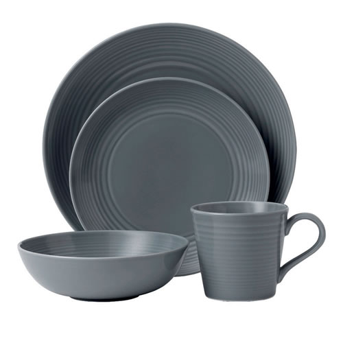 Maze Dark Grey 16 Piece Set