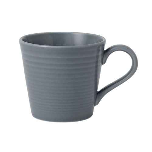 Maze Dark Grey Mug 450ml