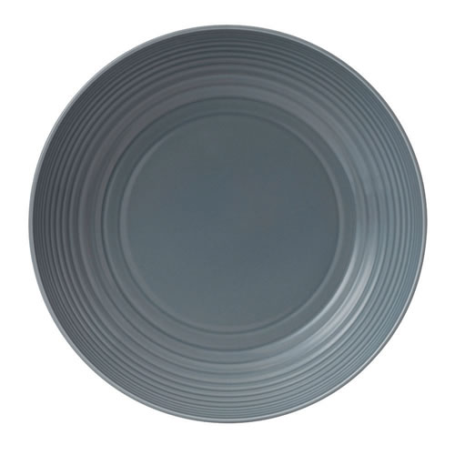 Gordon Ramsay Maze Dark Grey Serving Bowl 30cm