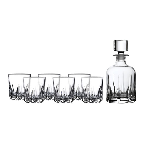 Mode Decanter Set