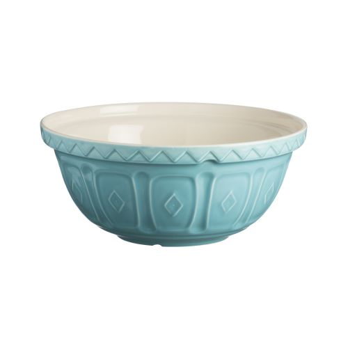 Colour Mix Mixing Bowl in Turquoise