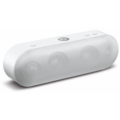 Beats Pill+ Portable Bluetooth Speaker White