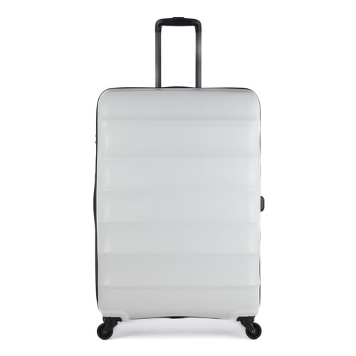 Juno Large Roller Case in White