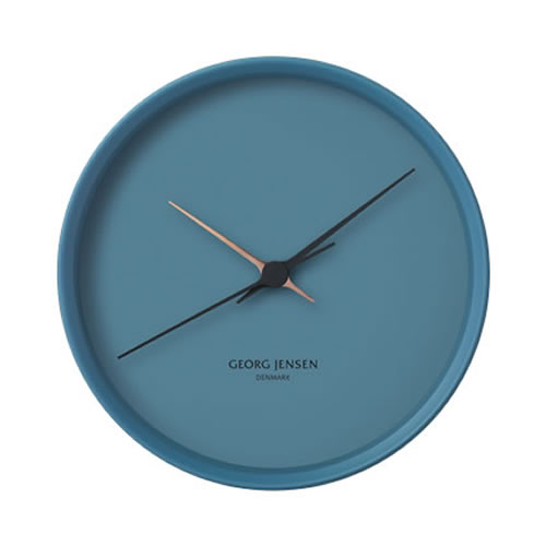 KOPPEL 22 cm Wall Clock Blue