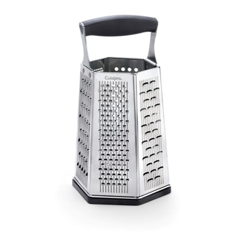 6 Sided Box Grater