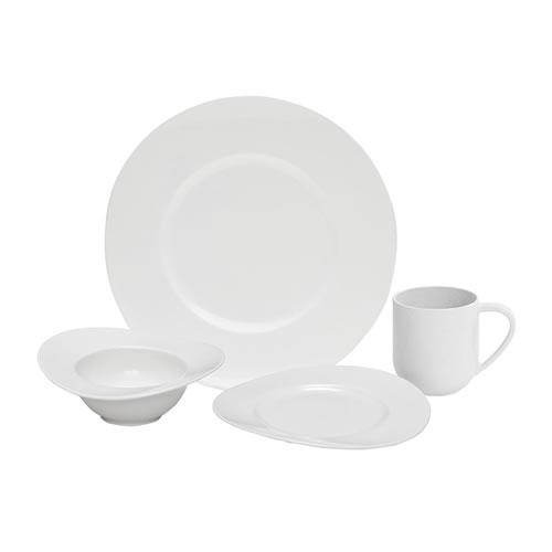 Salt & Pepper Wonkie Dinner Set 16pc